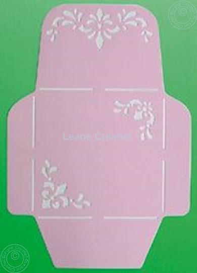 Bild von LeCreaDesign® Umschlagschablone 14,5x14,5cm