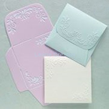 Picture of LeCreaDesign® Envelope stencils 12,5x12,5cm