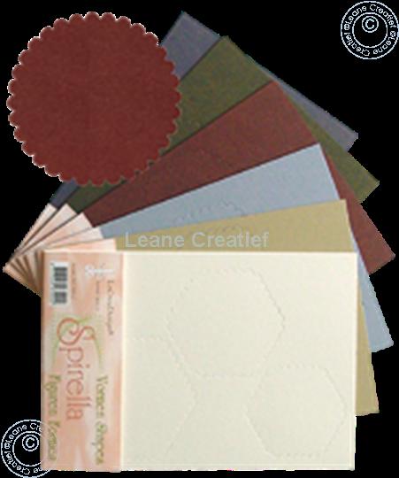 Afbeelding van LeCreaDesign® Spirella variaties koper