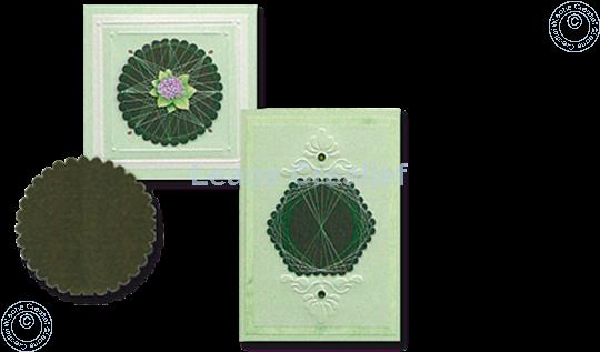 Afbeelding van LeCreaDesign® Spirella variaties brons