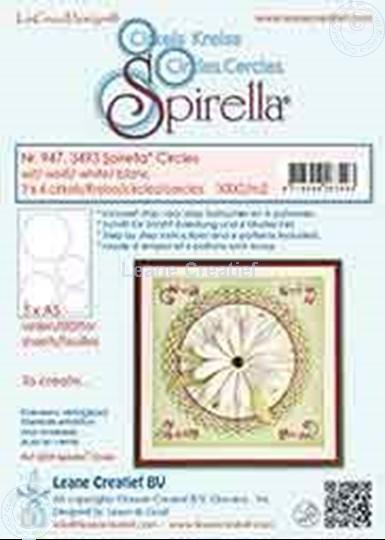 Afbeelding van LeCreaDesign® Spirella® cirkels