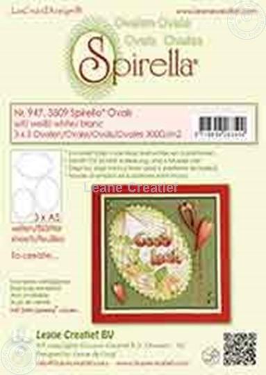 Afbeelding van LeCreaDesign® Spirella® ovalen
