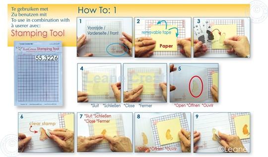 Image sur LeCrea Stamping Tool
