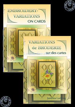 Image de Variations de broderie sur des cartes