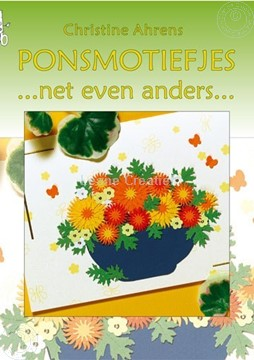 Afbeeldingen van Ponsmotiefjes... net even anders / Nederlands