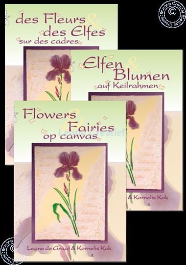 Image sur Des Fleurs & des Elfes sur des cadres