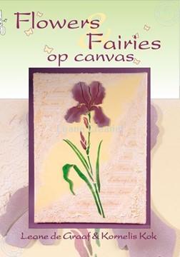 Afbeeldingen van Flowers & Fairies op canvas (nederlands)
