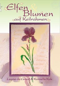 Afbeeldingen van Flowers & Fairies op canvas (duits)
