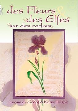 Afbeeldingen van Flowers & Fairies op canvas (frans)