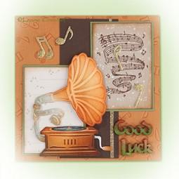 Image de la catégorie Musique