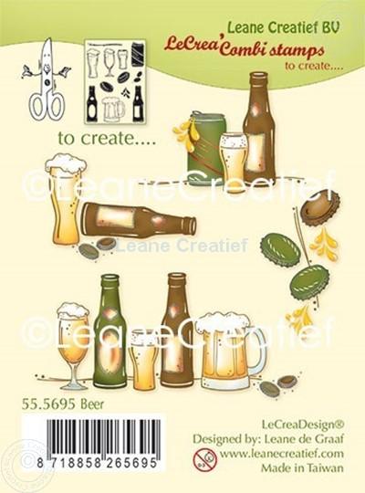 Image sur Combi tampon clair Bière
