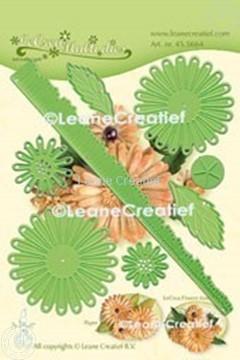 Afbeeldingen van Multi die Flower 018 Chrysant snij- en embossing mal