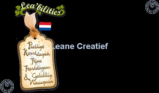 Image sur Lea'bilitie® Texte Néerlandais  Noel & Nouvel An matrice pour découper
