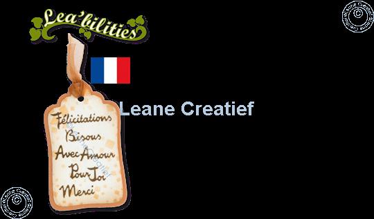 Image sur Lea'bilitie® Texte Français matrice pour découper