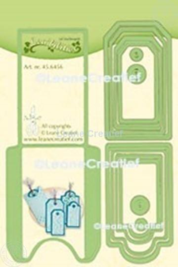 Afbeelding van Lea'bilitie® Pocket & Labels snij en embossing mal