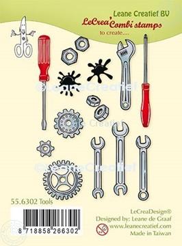 Image de LeCreaDesign® combi tampon clair Outil
