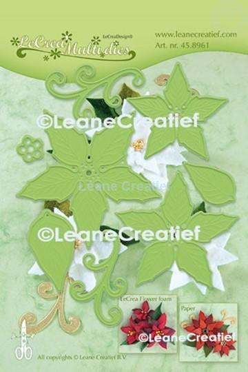 Afbeelding van Multi die flower 004 Poinsettia