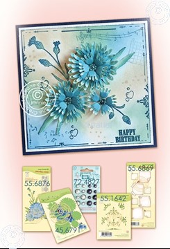 Picture of Paper Cornflower