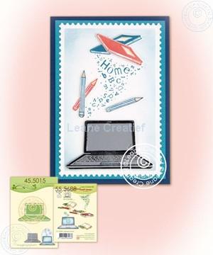 Bild von Computer Die & Stamp