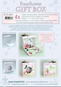 Afbeeldingen van Flower Foam Gift Box